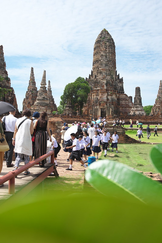タイへ行こう! Day2 2017年6月22日