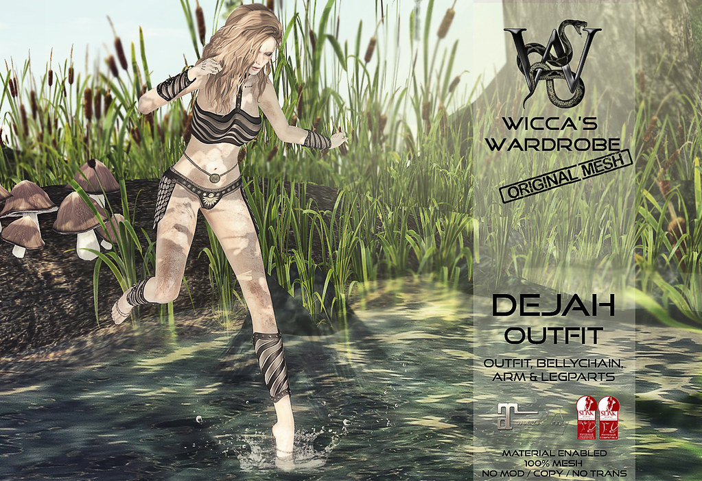 Wicca's Wardrobe @ The Fantasy Collective - SecondLifeHub.com