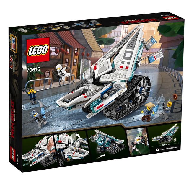 The LEGO Ninjago Movie 70616  Ice Tank 2