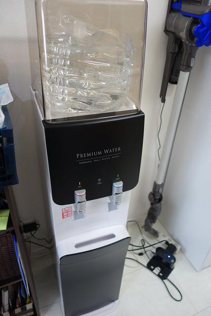 ウォーターサーバー PREMIUM WATER
