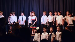 Third-Graders On Stage