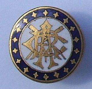 (RCA) The Railway Clerks Association of Great Britain & Ireland - membership badge (1940's or earlier)