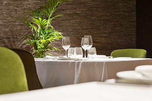 Restaurante Beltz en Gran Hotel Domine Bilbao