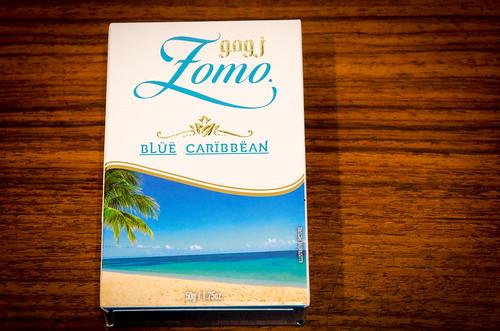 Zomo Blue Caribbean