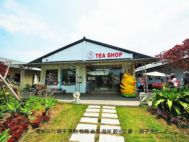 雲林斗六 親子 景點 雅聞 峇里 海岸 觀光工廠 40