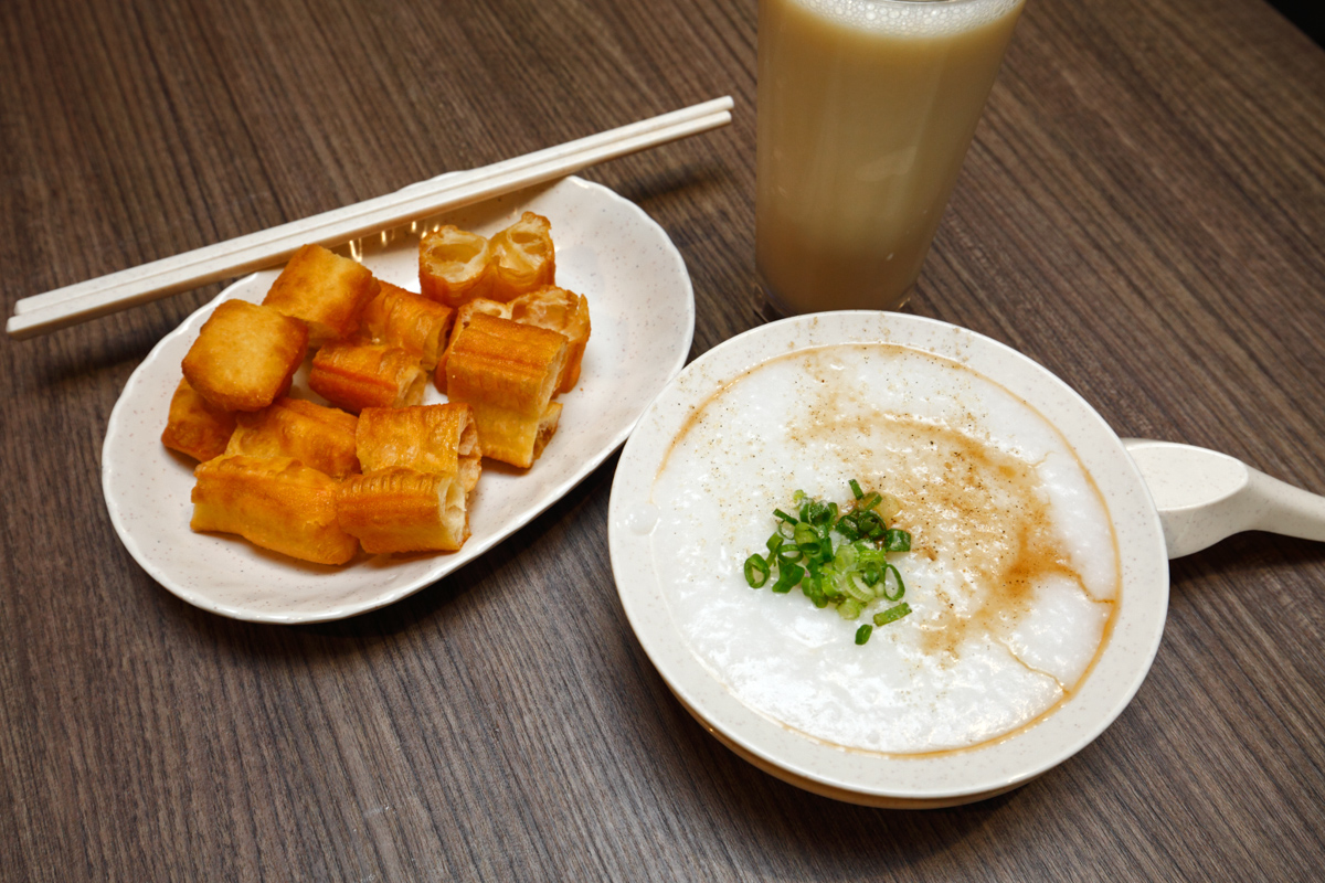 I Love Yoo Porridge Soya Milk Set