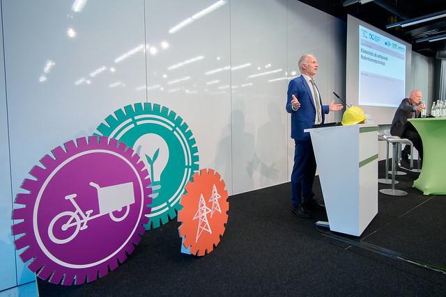 Rainer Baake (Staatssekretär (Bundesministerium für Wirtschaft und Energie) Foto: stephan-roehl.de