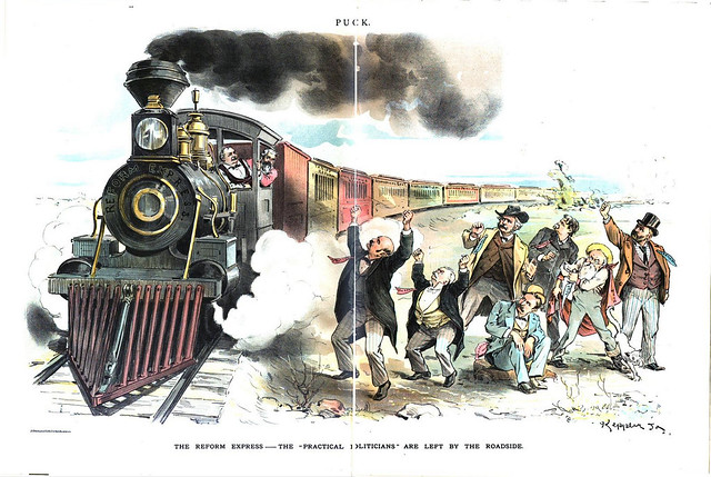 reform express, the (1893)