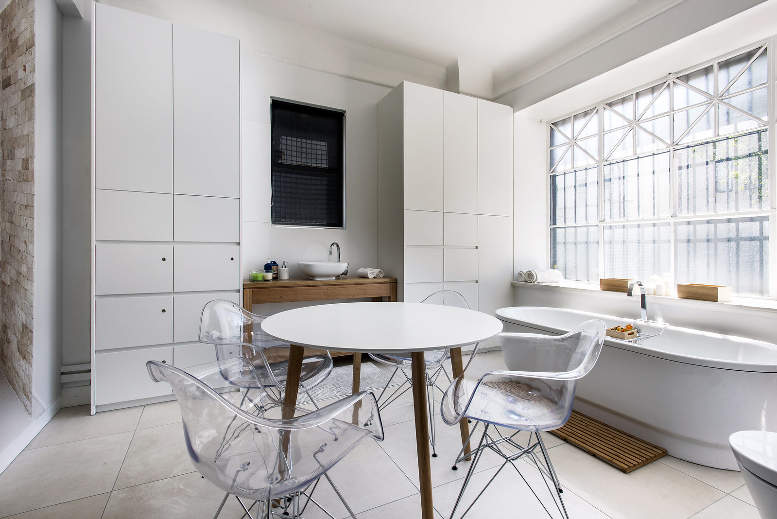Houzz bathroom ideas - Our Bathroom Meeting Room Is Next Styled Clean White With Timber Accents The Bathroom Decal Is From One Of Our Houzz Professionals Green Country