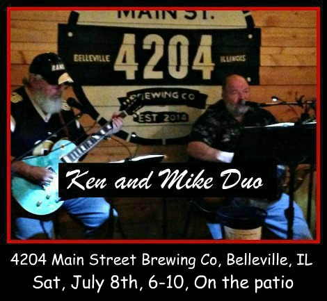 Ken and Mike Duo 7-8-17