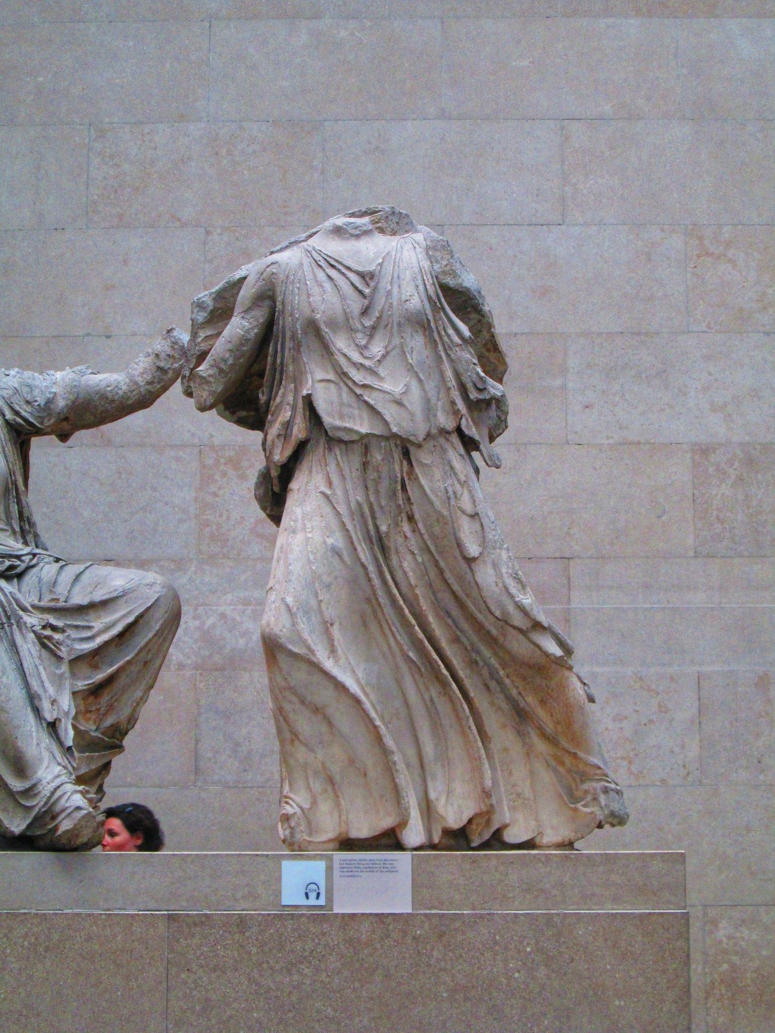 British Museum Elgin Marbles 2