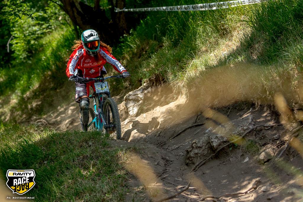 Gravity Race 2017 Monte Catria 1 Manche