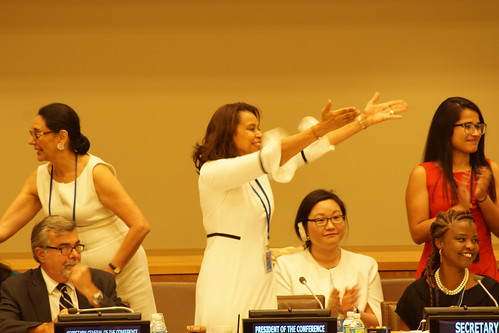 UN-Verhandlungen zum Atomwaffenverbot