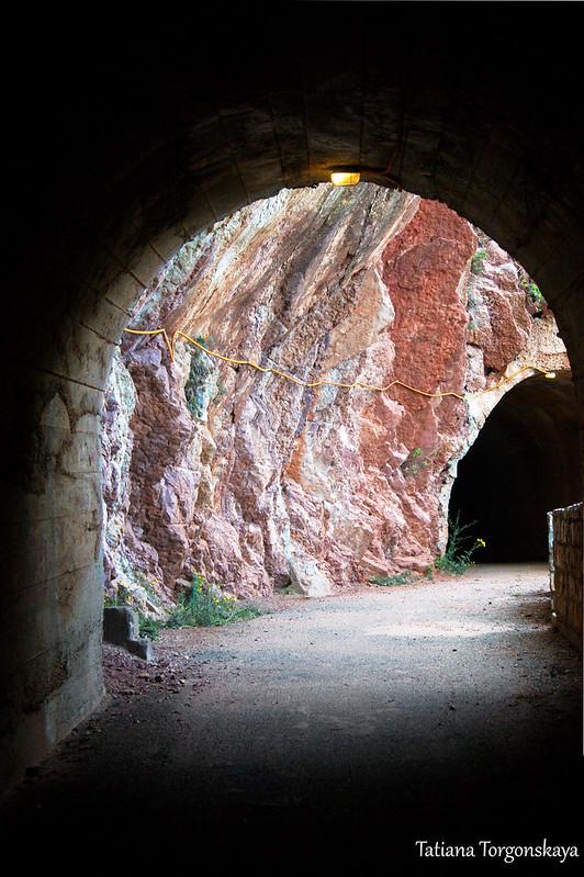 Пешеходные туннели Петроваца