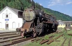 - Jugoslawien  Dampfloks  33 087  bis