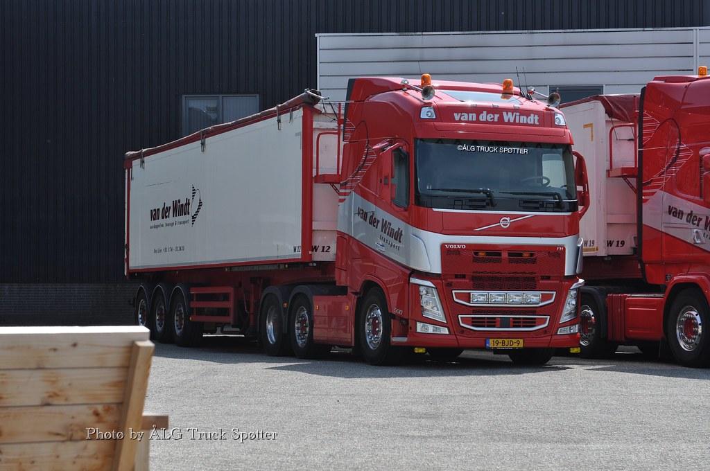 Volvo fh4 500 globetrotter. van der windt hollande flickr