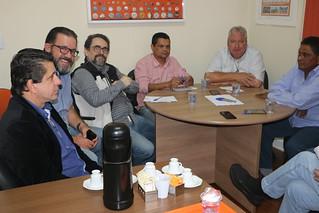 Secretaria do Movimento Sindical tem reunião em São Paulo