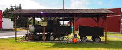 Replica Steam Engine
