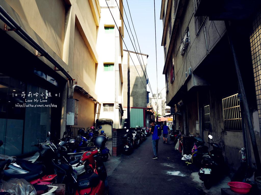 台中沙鹿一日遊景點推薦美仁里彩繪村 (1)