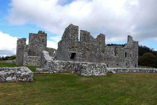 Fore Abbey / Priory, county Westmeath