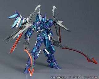 壽屋《骨裝機兵 FRAME ARMS》1/100 LX-R01J  獵鐮(ヤクトファルクス)