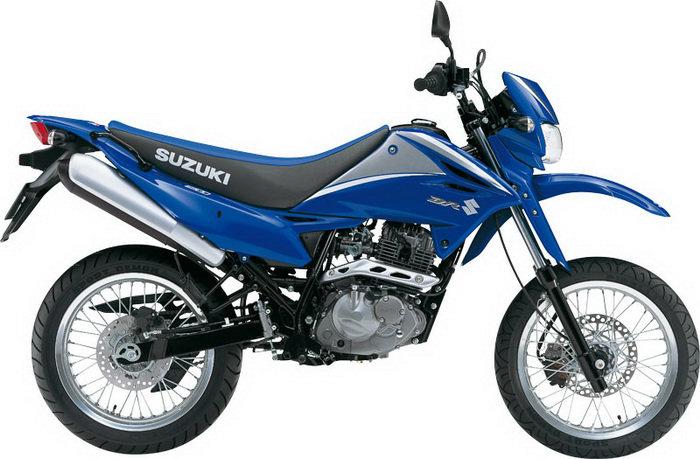 Suzuki DR 125 SM 2008 - 1