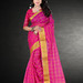 Pink Poly Cotton Party Wear Sarees published on Wilori click http://wilori.com/product/pink-poly-cotton-party-wear-sarees/  to open