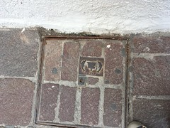 Rethymnon manhole cover 2