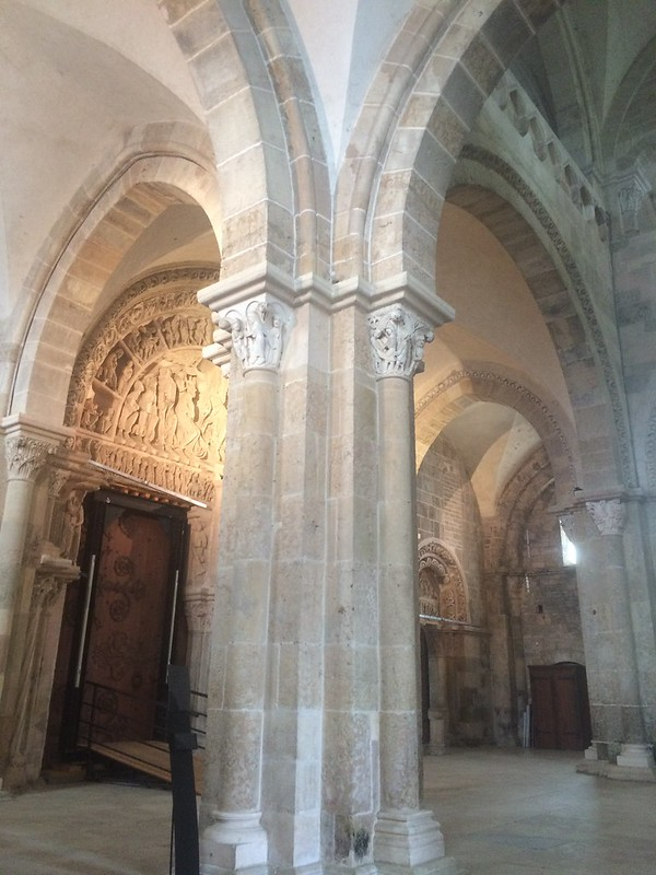 Basilique de Vézelay #Yonne #Bourgogne #France
