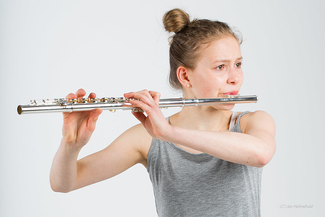 Fløytespilleren - The fluteplayer