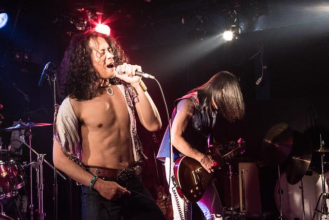 Tangerine live at 獅子王, Tokyo, 27 Jun 2017 -00042