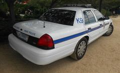 US Park Police K9 Crown Vic