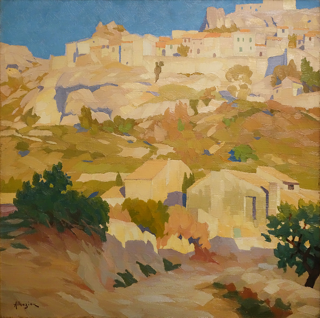 Armenian impressionism_22_Alhazian