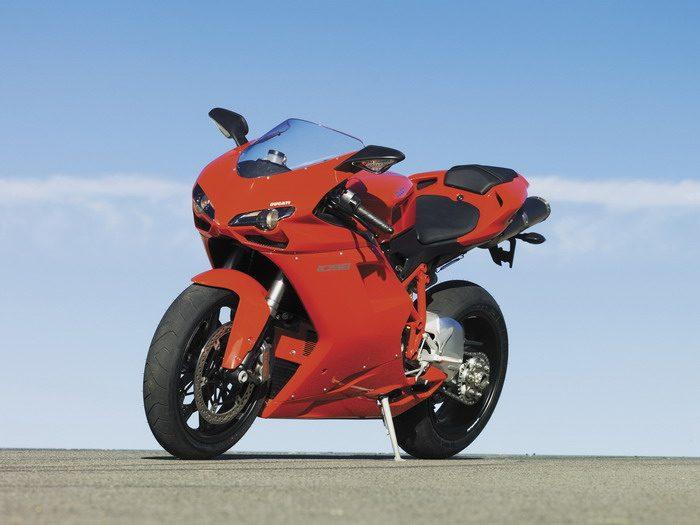 Ducati 1098 2007 - 5