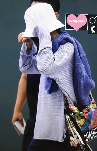 2017-07-09 G-Dragon arrival in Seoul from Bangkok (5)
