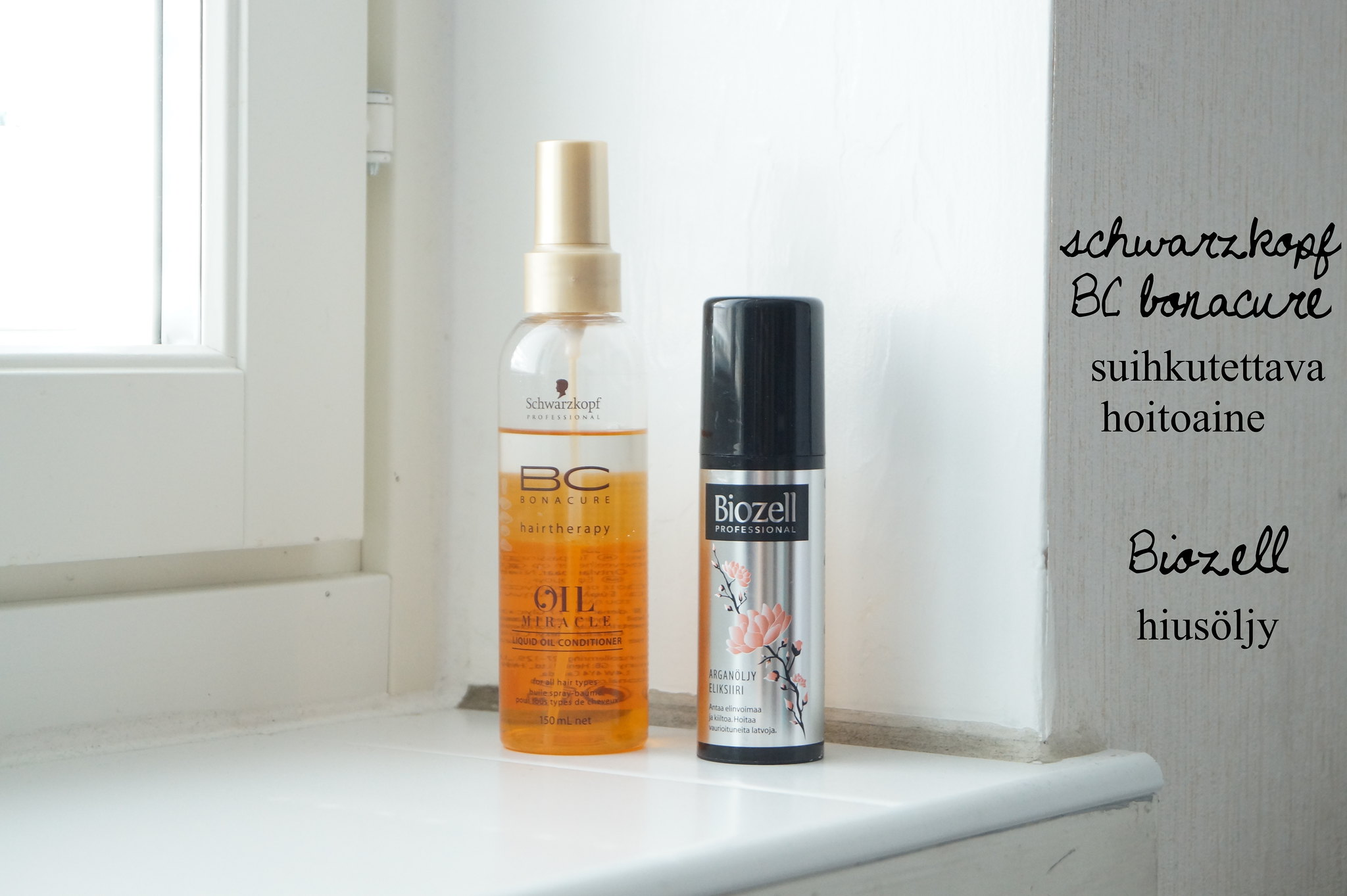 my haircare routine 4