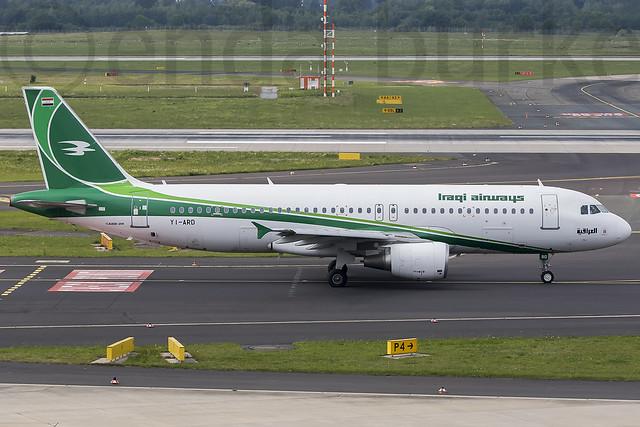 Iraqi Airways YI-ARD 23-5-2017