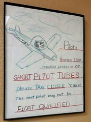 Pilot Warning