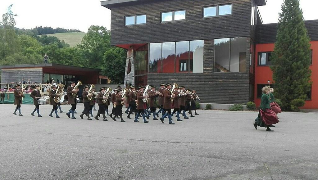 Bezirksmusikfest 16.-18. Juni 2017