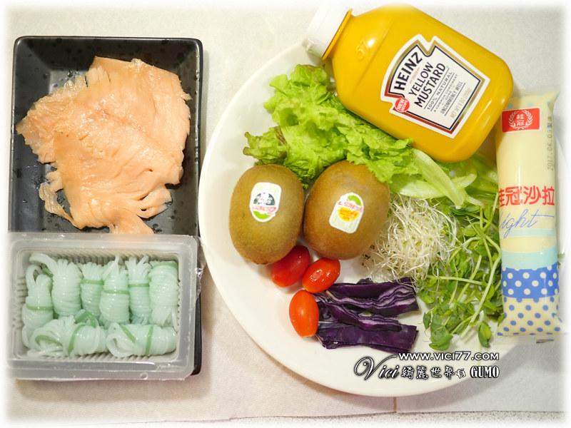 0622鮭魚沙拉001