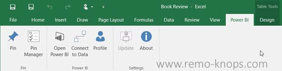 Power BI Publisher for Microsoft Excel 139 - Copy