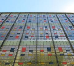 California State Employees Association Building - Sacramento, Calif. - Curtain Wall