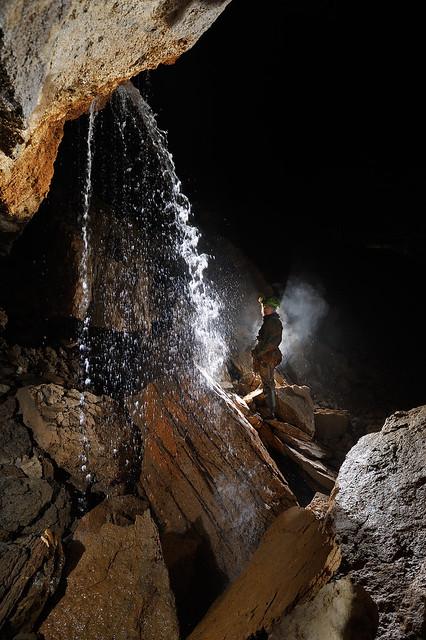 Salle de la cascade