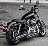 Harley-Davidson XL 883 L Superlow 2015 - 1