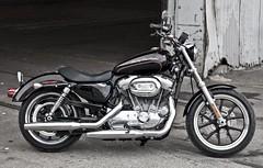 Harley-Davidson XL 883 L Superlow 2011 - 14