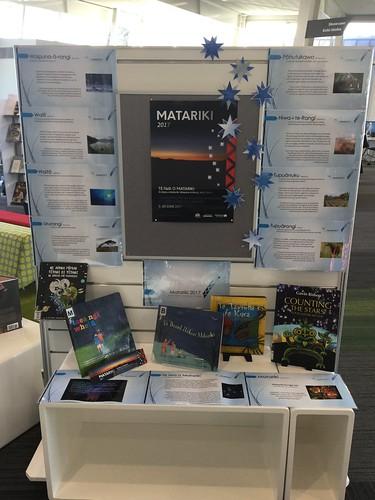 Matariki display, Te Hāpua: Halswell Centre