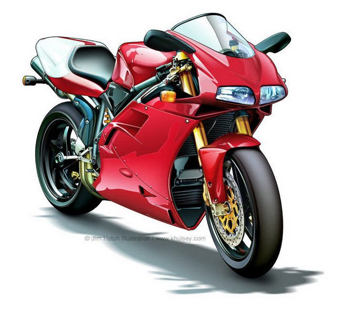 Ducati 996 2000 - 6