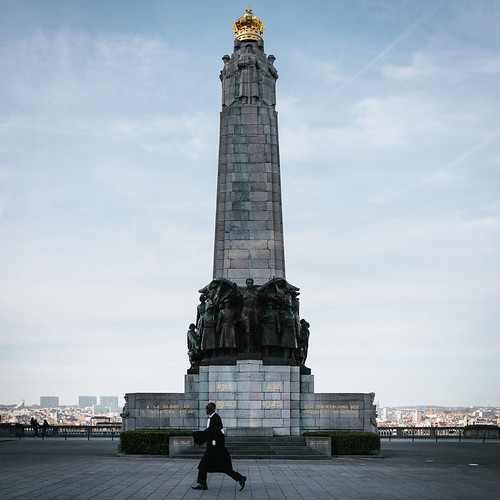 infantry memorial, belgium