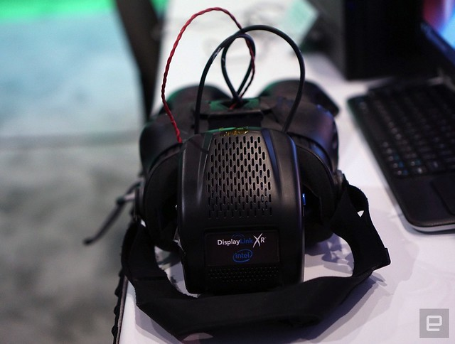 Intel DisplayLink XR