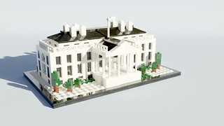21006 The White House by Steven Reid, 2017